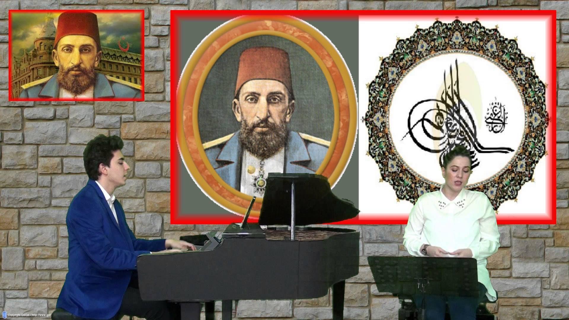 OSMANLI ALMAN MEHTER TAKIMI ABDÜLHAMİT HAN MARŞI