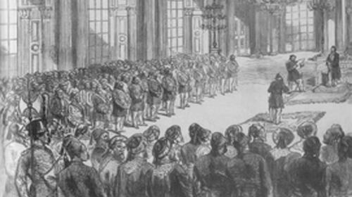 2. Abdülhamid ve Kanun-i Esasi Mesrutiyet Acilisi-1878