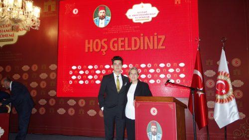 2. Abdülhamid Han ve Dönemi sempozyumu Dolmabahçe Sarayı
