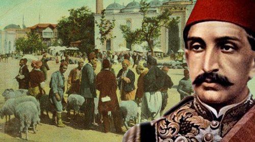 2.Abdülhamit han Osmanlı Padişahı, 34.Sultan Sultan Abdülmecid ile Tirimüjgan Kadın efendi'nin oğludur.