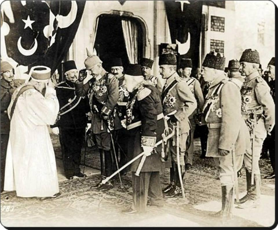 Alman İmparatoru II. Wilhelmin İstanbul Ziyareti 1917 . Osmanlı Almanya İmpatorluğu Türk Alman Dostluğu Tarihi Bilinmeyenlerin Gerçek Yüzü