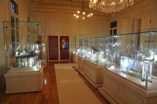 Dolmabahçe Sarayı, Sultan 2. Abdülhamid Han Dönemi İzler Sergisi