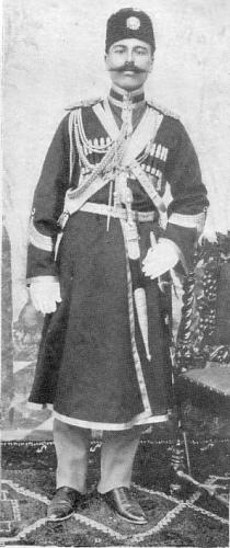Hamidiye Alayları Nedir? Hamidiye Alayları'nda görevli bir Kürt subay