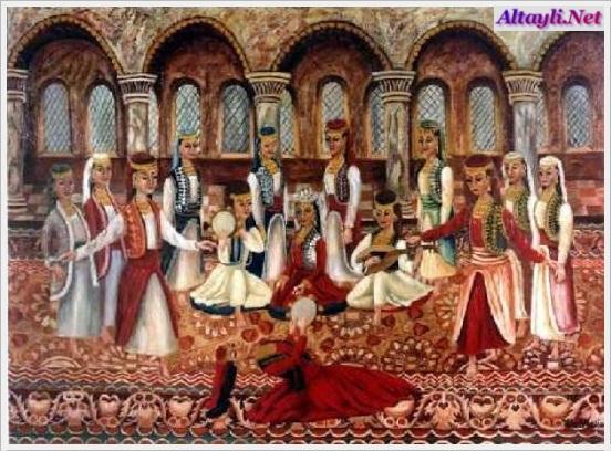 Hanedan Mensubu Müzisyen Kadınlar. Osmanlı Ailesindeki Müzik Ve Musiki İle İlgilenen Kadın Sultanlar