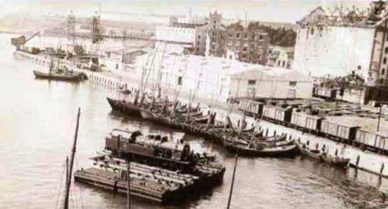 Haydarpaşa Limanı, Sultan Abdülhamid, Osmanlı Limanları 3