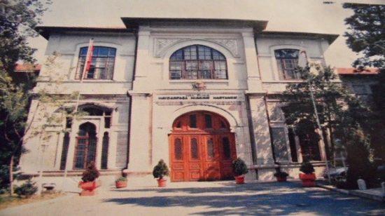 Haydarpaşa Numune Hastanesi, Sultan Abdülhamid hastane, Osmanlı Dönemi Hastane