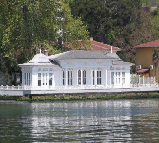 Osmanlı Sultanı Padişah Abdülhamid Hereke Fabrikası Köşkü