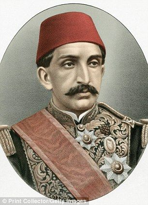 IMPERIAL MAJESTY SULTAN ABDüLHAMID II EMPEROR OF THE OTTOMANS OTTOMAN EMPIRE OSMANLı DEVLETI PADIşAH ULU SULTANı MAJESTELERI