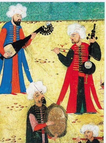 Klasik Batı Müziği ve Türk Musikisinde Dizi ve Perde Nedir?