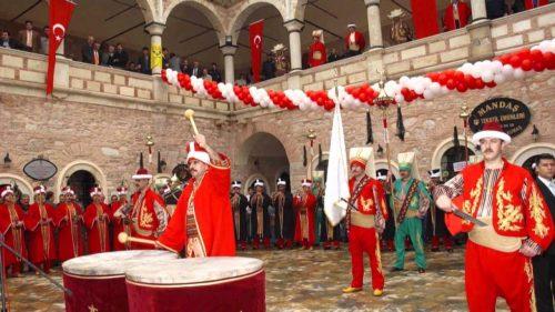 Mehterhane, Mehter Takımı, Mehteran Bölüğü  Askeri Müze Mehteri Bando Osmanlı Marşları