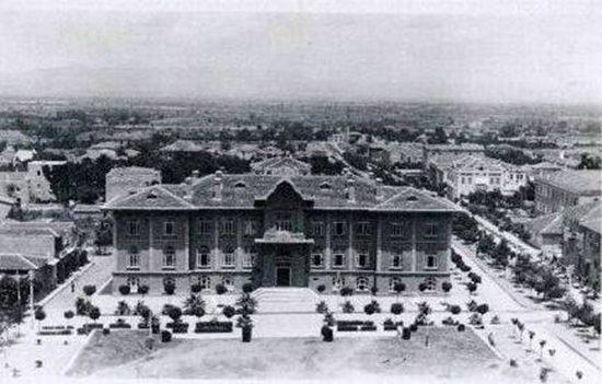 Manisa Hükümet Konağı, Abdülhamid Dönemi Yapılar