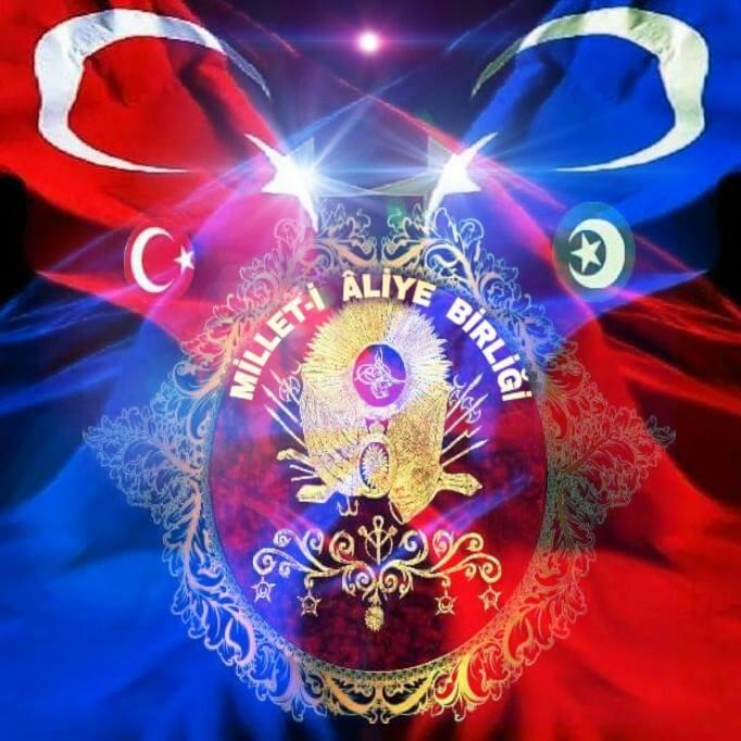 Millet I Âliye Birliği Genel Merkez Abdülhamid Kayıhan Osmanoğlu