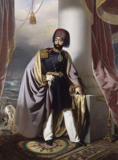 sultan 2. Mahmud tugra II. Mahmud Osmanlı 20 Temmuz 1785-1 Temmuz 1839 30. Osmanlı padişahı 109. İslam halifesi foto