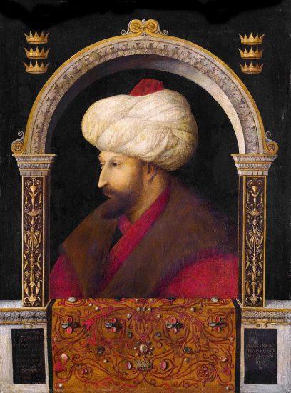 FATİH SULTAN MEHMET Osmanli Padişahı, II. padişahları altıncısı, Sultan 2. Murad Han oğlu,