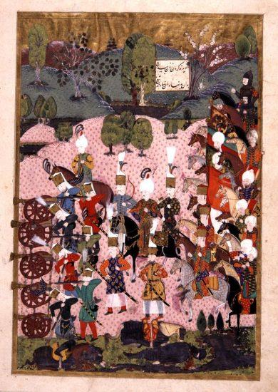 suleyman-mohac-seferinde-bu-dosya-hakkinda-daha-fazla-bilgi-bir-minyatur-matrakci-nasuh-ottoman-bilgisi