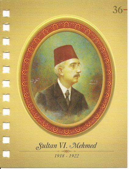 OsmanlıSultanı,Padişah Mehmet VahdettinHan'ın Şahsiyeti ve Yaşamı, Bestekar, Şair, Son Hükümdar. Mehmed Vahideddin