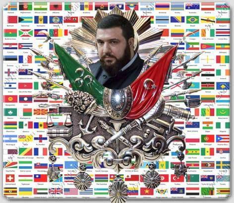 Sultan İkinci Abdülhamid Han 4. Kuşak Torunu Şehzade Abdülhamid Kayıhan Osmanoğlu Kimdir Hayatı Ve Hakkında Bilgiler 2