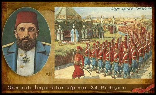 Sultan 2. Abdülhamid Hakkında Dönemi, Eserleri
