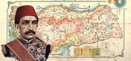 Sultan 2. Abdülhamid Krolonoji, Osmanlı Tarihi Olayları Sultanı 2. Abdulhamit Han ve Kronolojik Yaşamı Sanatı