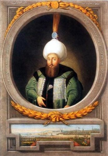 Bestekar Osmanlı Padişahı Sultan III. Selim'in Kısaca Biyografisi (Özgeçmişi)