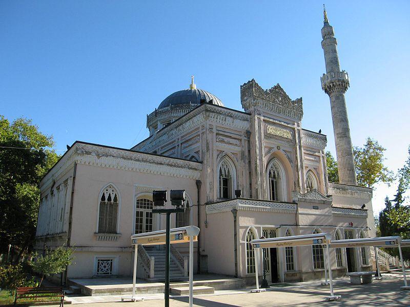 Yıldız Hamidiye Camii Yildiz Hamidiye Mosque Istanbul 1