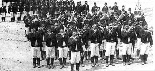 Musika-i Hümayun Osmanlı Askeri Saray Bandosu Klasik Batı Orkestrası