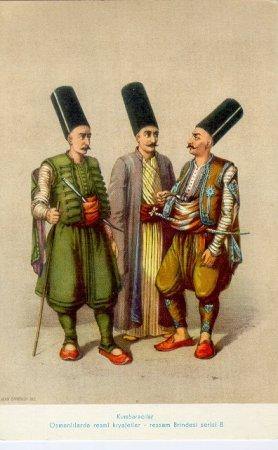 Humbarıcılar - Osmanlı askerleri 3. Selim Dönemi