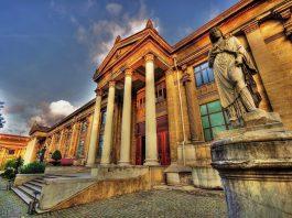 Arkeoloji Müzeleri Kompleksi Arkeoloji Eski Şark Eserleri Ve Çinili Köşk Müzesi