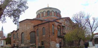 Aya İrini Klisesi Topkapı Sarayı Müzesi Hagia Eirene Muzesi