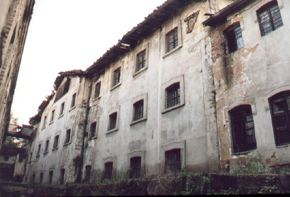 Bursa Fabrika I Hümayun Moda Okulu Oluyor. Eski Hali. Restorasyon önceki Hali. Bursa BüyükŞehir Belediyesi