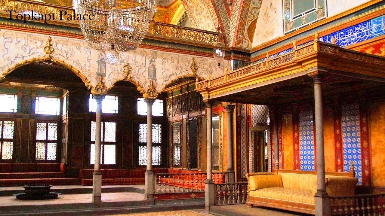 Sultanahmet Istanbu LTopkapı Sarayı Müzesi TOPKAPI SARAYI Osmanlı Müzeleri Ve Sarayları 1