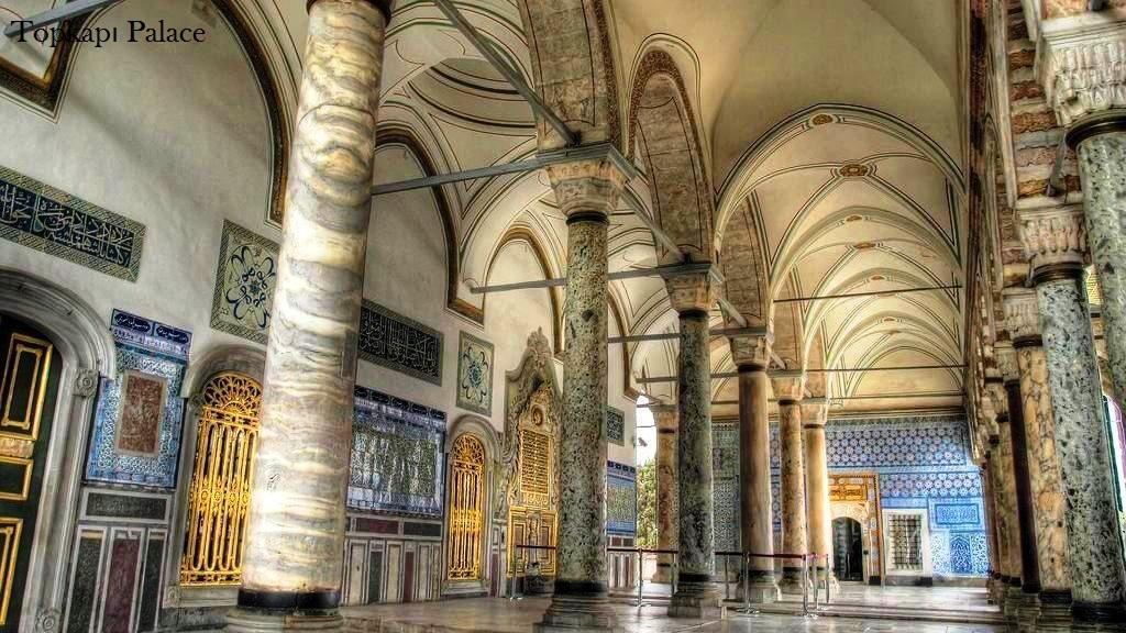 Topkapı Sarayı Angels Home Hotel Sultanahmet Istanbul. Tarihi Eserler. Müzeler