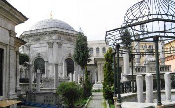 Sultan 2. Mahmud II. Abdülhamit Türbe