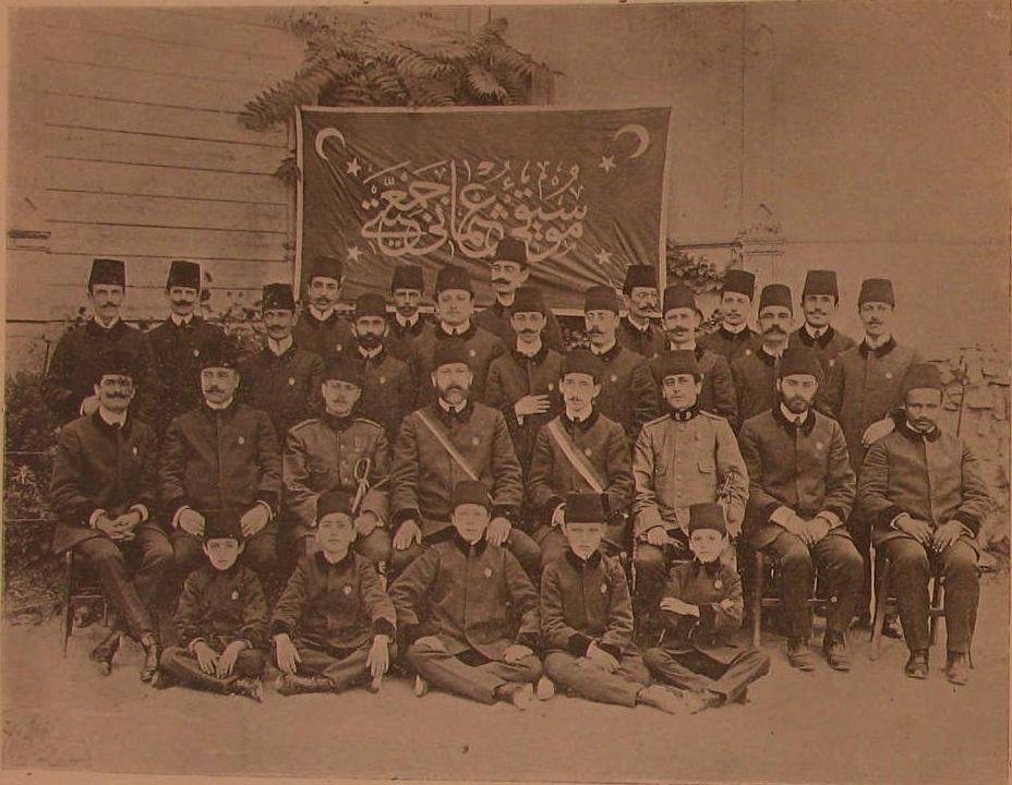 Lk Türk Mûsikî Cemiyeti Dârülmûsikî I Osmanî Cemiyeti Mektebi Ve Faaliyetleri1908 1914