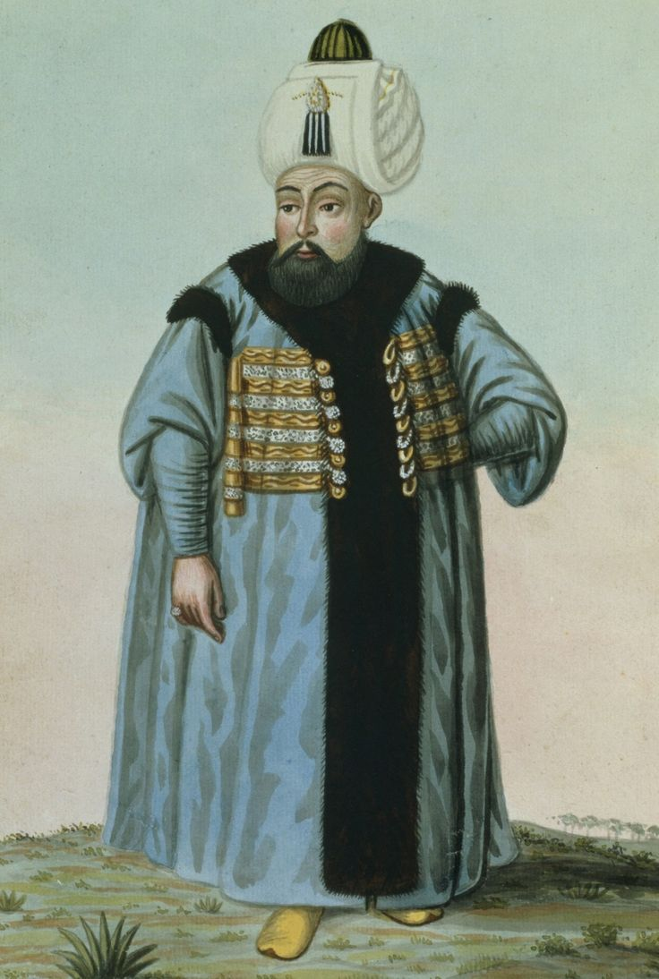 Eleventh Sultan Of The Ottoman Empire Sultan Selim II