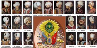 Listesi Toplu Osmanlı Hanedanı Padişahları Resimleri Sarayı Ottoman Empire Palace Türk Büyükleri Kimdir Nedir Bilgileri Padisahlari