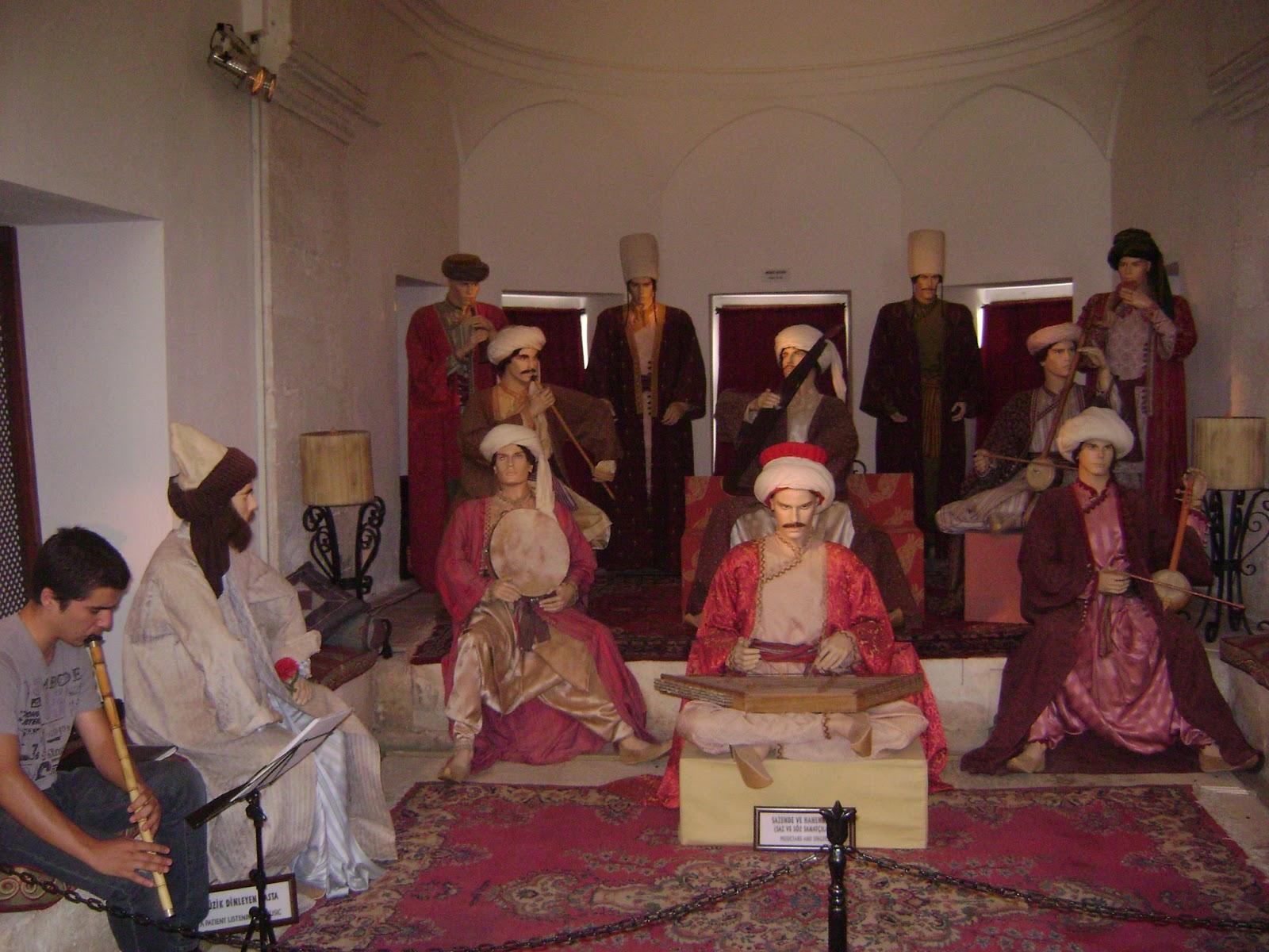 Musiki Ile Tedavi Külliye Içinde 1488den Beri Yer Alan Darüşşifa Hastane
