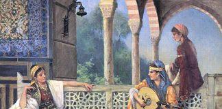 Osmanlı Bestekârları Ve Eserleri Hakkında Bilgileri Harem Osmanlı Kadın Besteciler Veya Musikişinas Kadınlar Saray Musiki Müzik