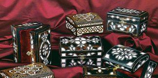 Osmanlı Devletinde Resim Ve El Sanatları Sedef