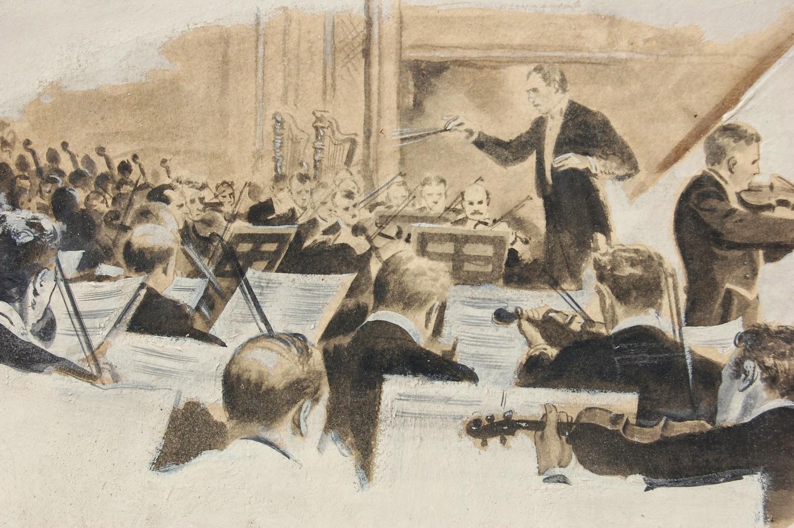 Osmanlı Musikisi Marşları Ve Müzikleri. Osmanlı Saray Klasik Batı Müziği. Sanatçı Ve Müzisyenleri