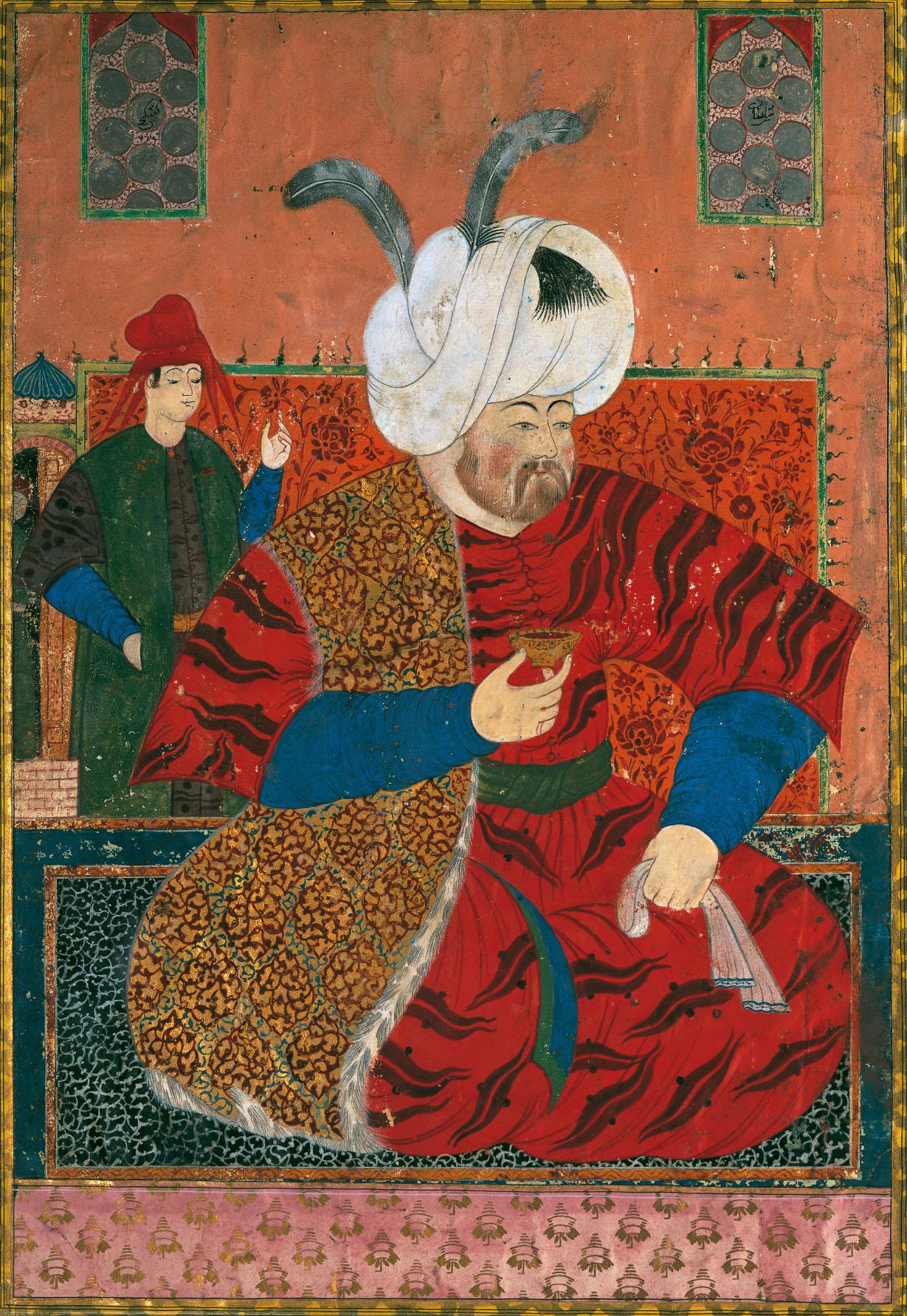 Osmanlı Sultanı II. Selim Kimdir. Saltanatı Hayatı Ve Önemli Olayları Ikinci Portrait Of Sultan Selim II
