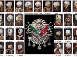 Osmanlı Sultanları Ne Şekilde Öldüler Listesi Toplu Osmanlı Hanedanı Padişahları Ottoman Empire Osmanlı Padişahları Nasıl Vefat Ettiler