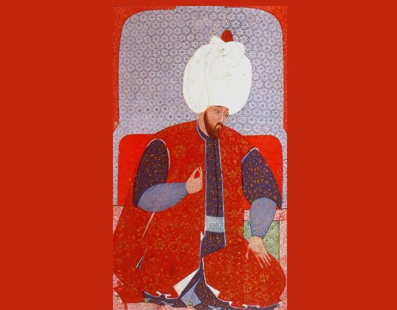 Padişah Kanuni̇ Sultan Süleyman Yaşamı Kişiliği Özgeçmişi Ve Saltanatı. Nakkaş Osmanın Şemâilnâme Adlı Eserinde I. Süleymanı Gençlik Yıllarında Resmeden Bir Minyatür