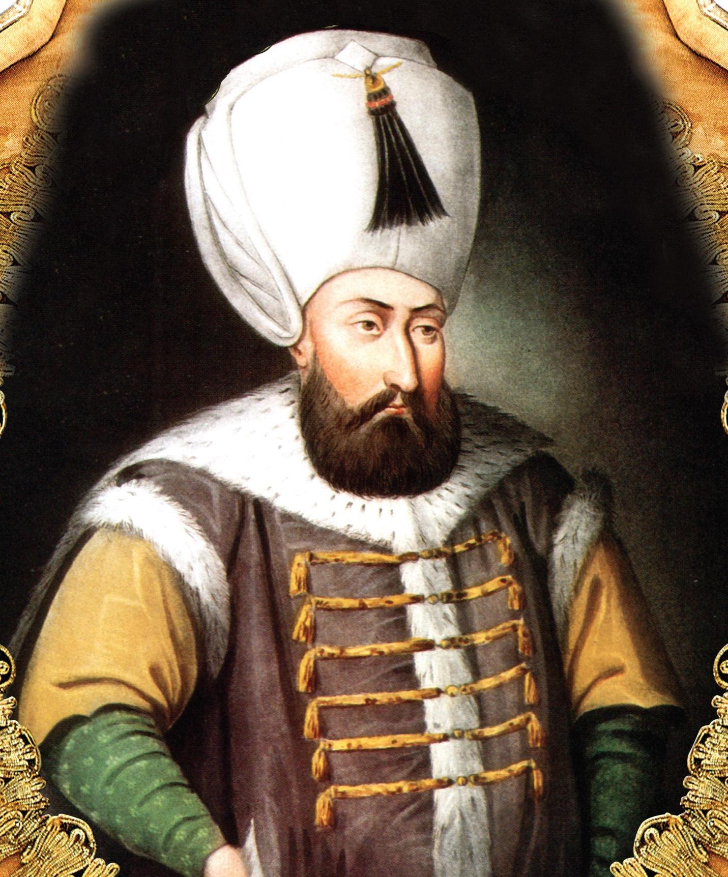 Sultan III. Murad Han Padişah 3. Murat
