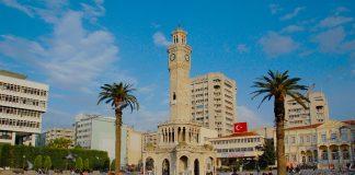 12 İzmir Saat Kulesi Osmanlı Eserleri. Padişah İkinci Sultan Abdulhamid Han Muhteşem Saat Kuleleri 1