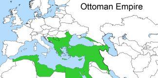 1817 Yılları Sırplara özerklik Verildikten Sonra Osmanlı Sınırları Osmanlı Devleti Sınırları. II. Mahmud Osmanlı Padişahı Ve İslam Halifesi