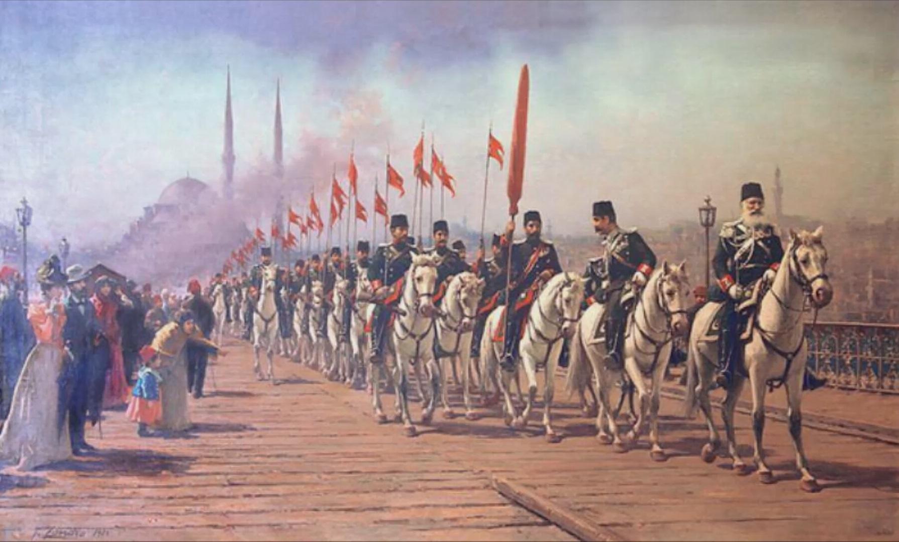 19. Yüzyıl Osmanlı Siyasi Gelişmeleri - İlk ve Tek Osmanlı ...