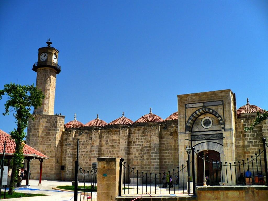 20 Tarsus Saat Kulesi.Osmanlı Eserleri. Padişah İkinci Sultan Abdulhamid Han Muhteşem Saat Kuleleri