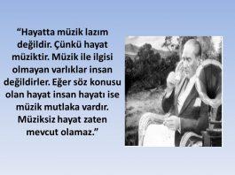 Atatürkün Önderliğinde Yapılan Müzik Çalışmaları Ve Kurumları