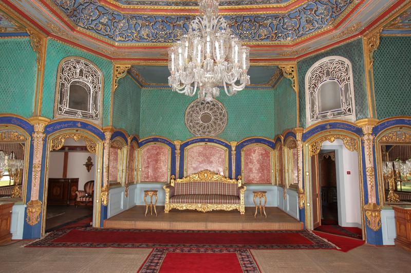 Aynalıkavak Kasrı Osmanlı Köşkleri Kasırları Ve Küçük Sarayları Aynalı Kavak Musiki Tarihi Enstrümanlar Müzesi Iç Kısmı